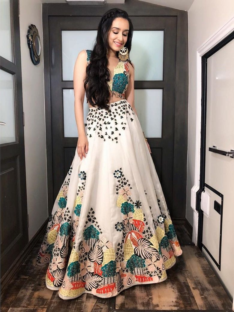 3eac57267d0ef Readymade Art Banarasi Silk Lehenga. Blouse is Digital Print With Banarasi  Silk Fabric. Top in V Neck and Sleeveless. Nylon Net Dupatta in White Color.