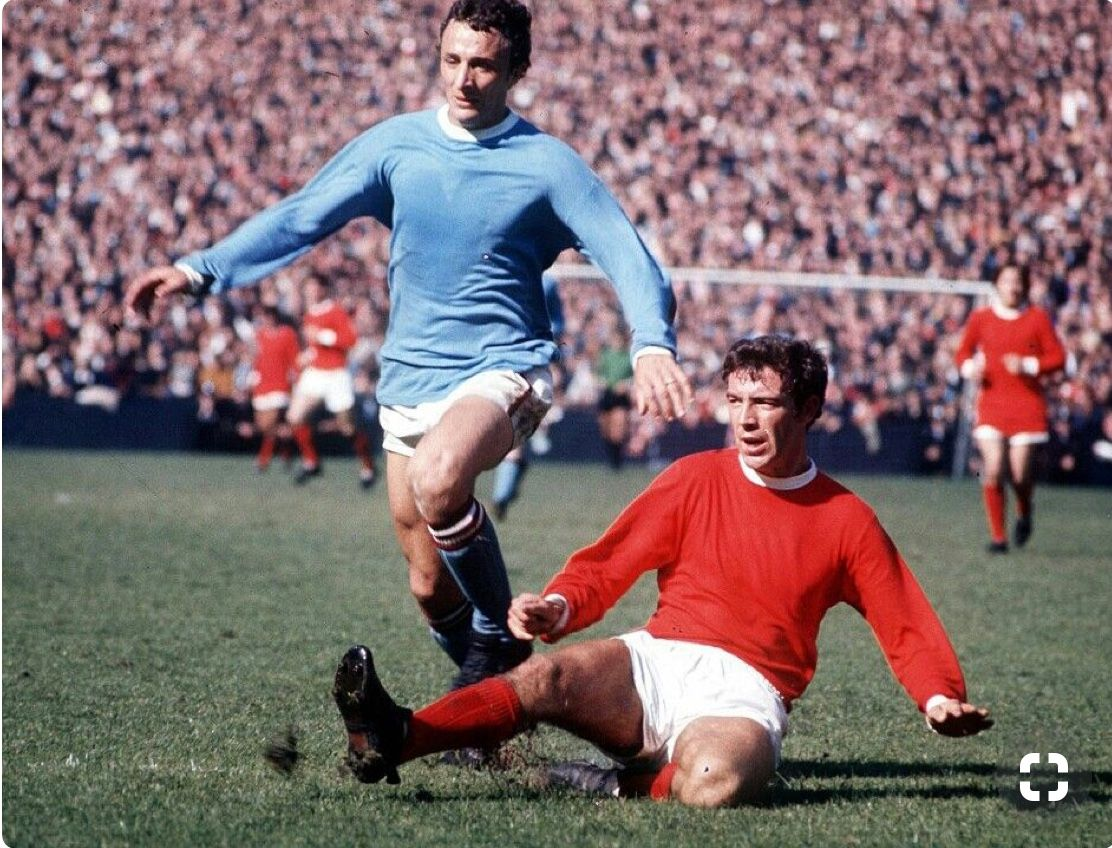 David Sadler Manchester United and England  David was