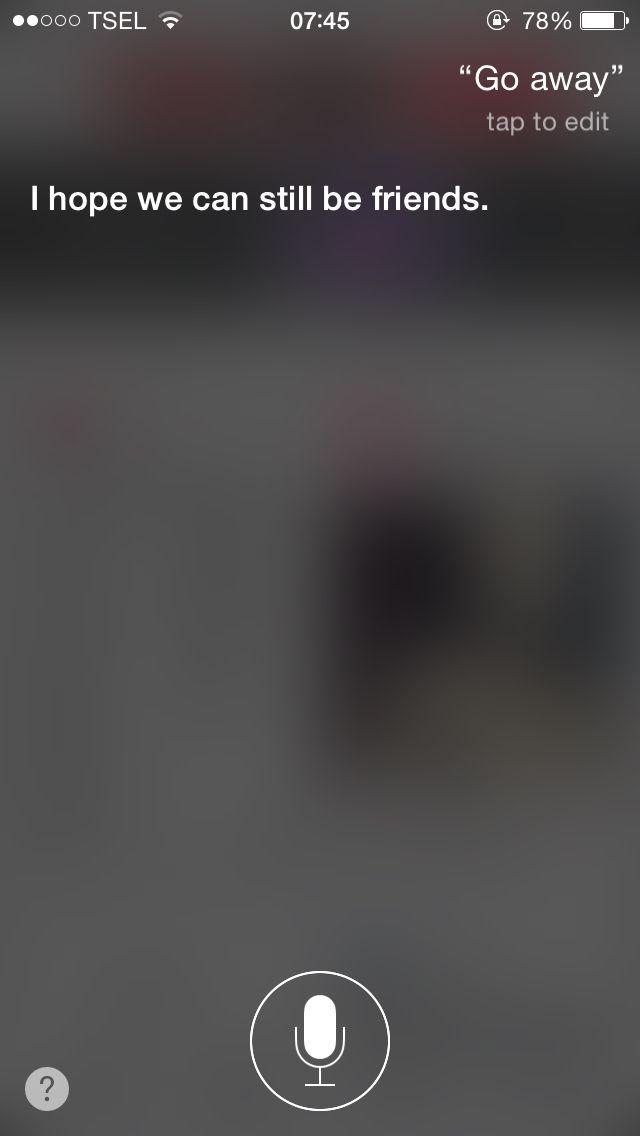 Siri remind me of my Ex | Siri Being Siri | Siri, Jokes