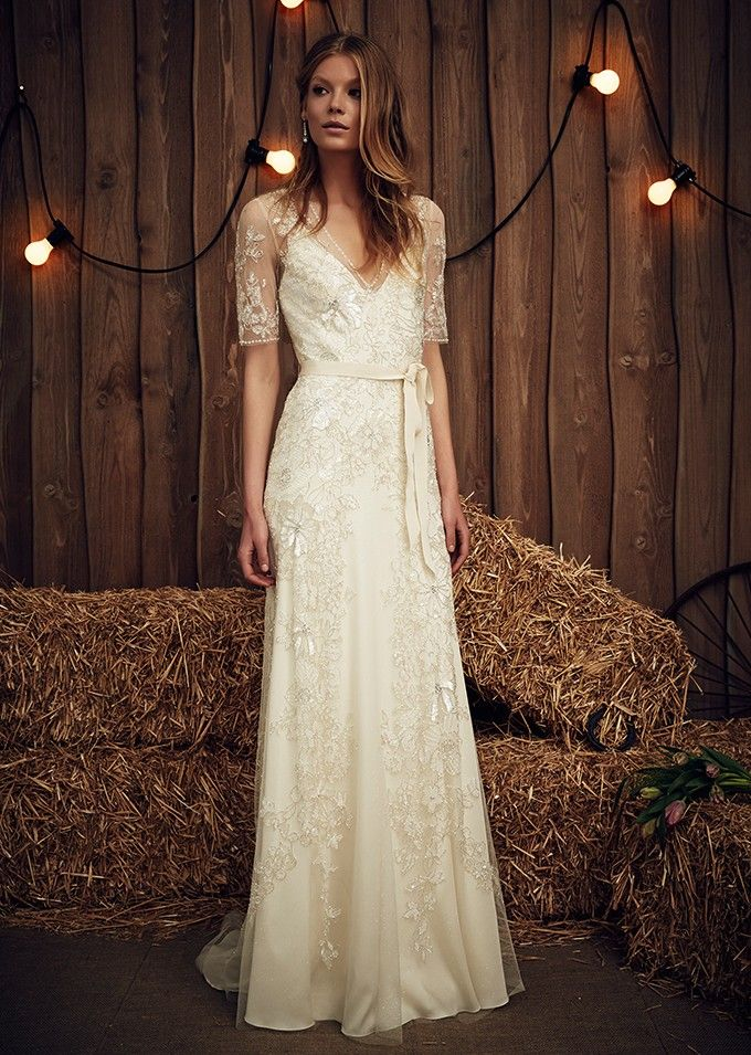 1445ee0a7bf FAITH - Jenny Packham - 2017 - Collection - Bridal