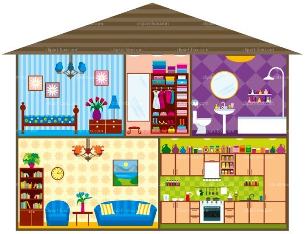Detalles De Una Vivienda Por Dentro Casas Y Edificios Casas