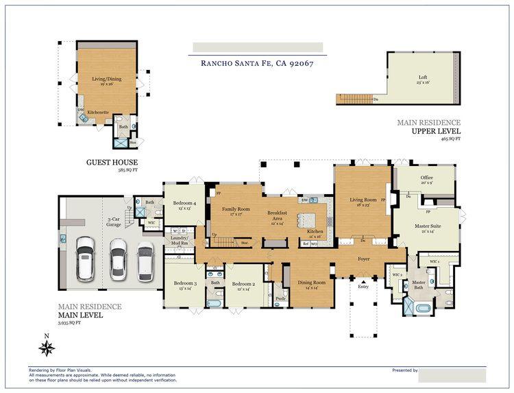 beautiful santa fe floor plans #2: Exceptional Santa Fe Floor Plans ...