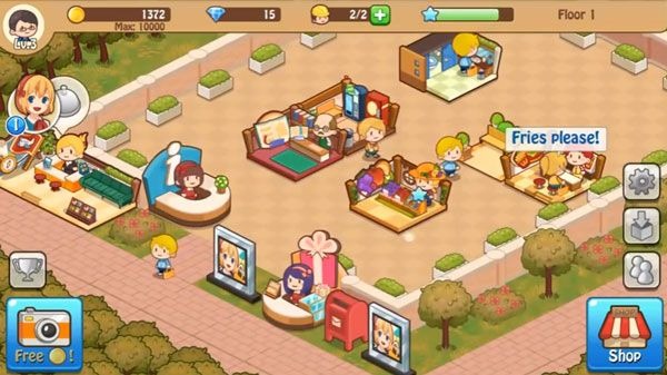 Obtain Free Diamonds Simply By Looking Into Happy Mall Story Hack