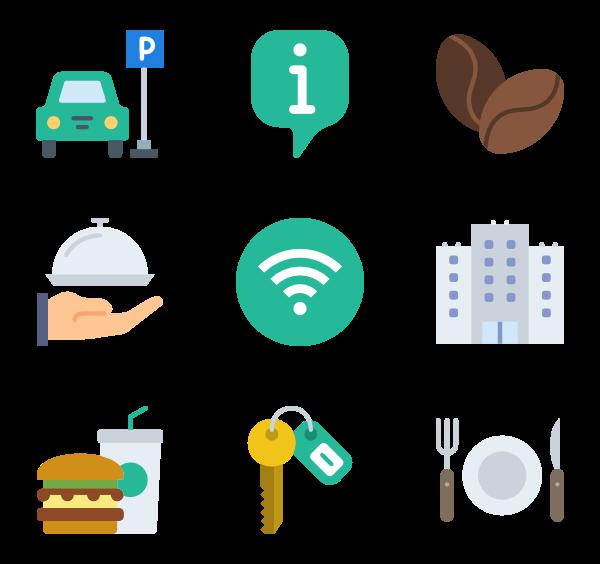 Service Icon Icon Symbols Letters