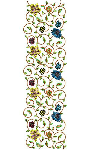 Ireland Garment Embroidery Design Embroidery Design Pinterest