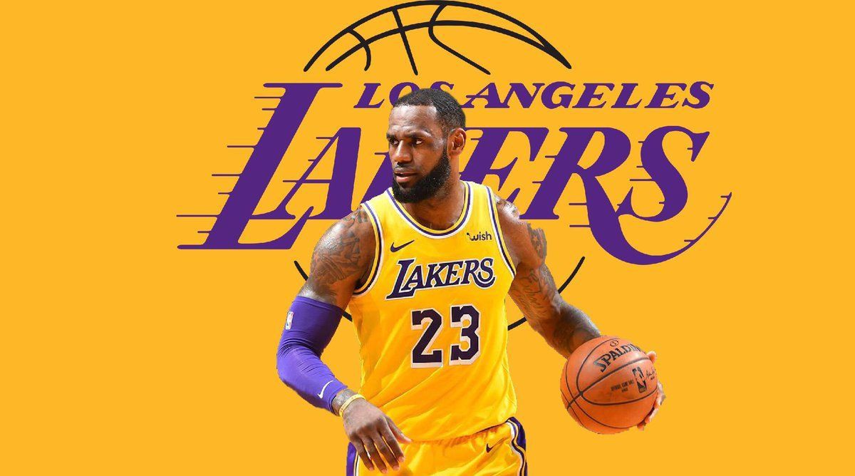 Nba On Instagram Congrats To Kingjames Of The Lakers For Moving Up To 5th On The Nba S All Time Scoring L Lebron James Lakers Lebron James Nba Lebron James