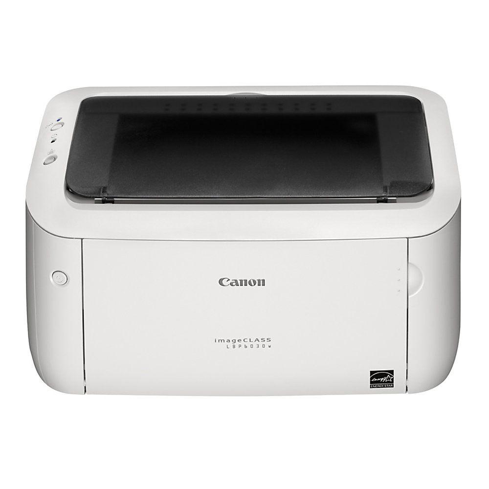 Canon Imageclass Wireless Monochrome Laser Printer Lbp6030w