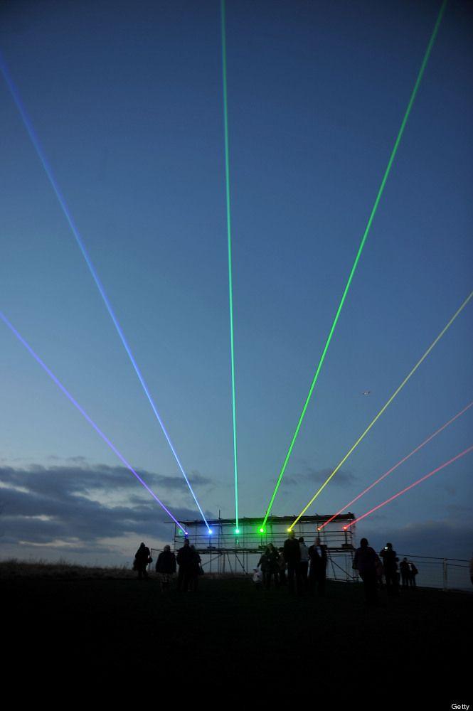 Yvette Mattern's Global Rainbow Show - England