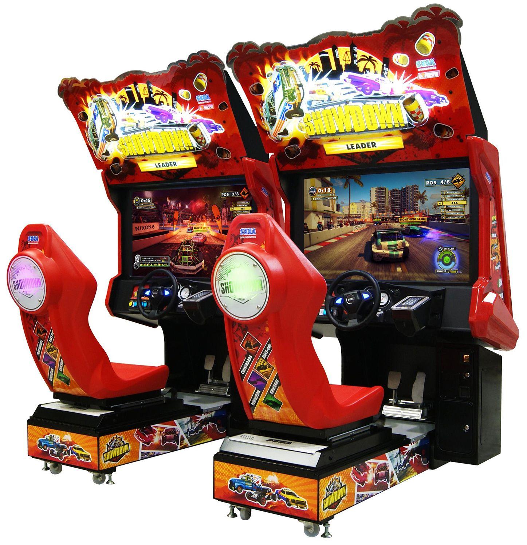 Showdown Twin Arcade Machine | Latest Arcade Machines in