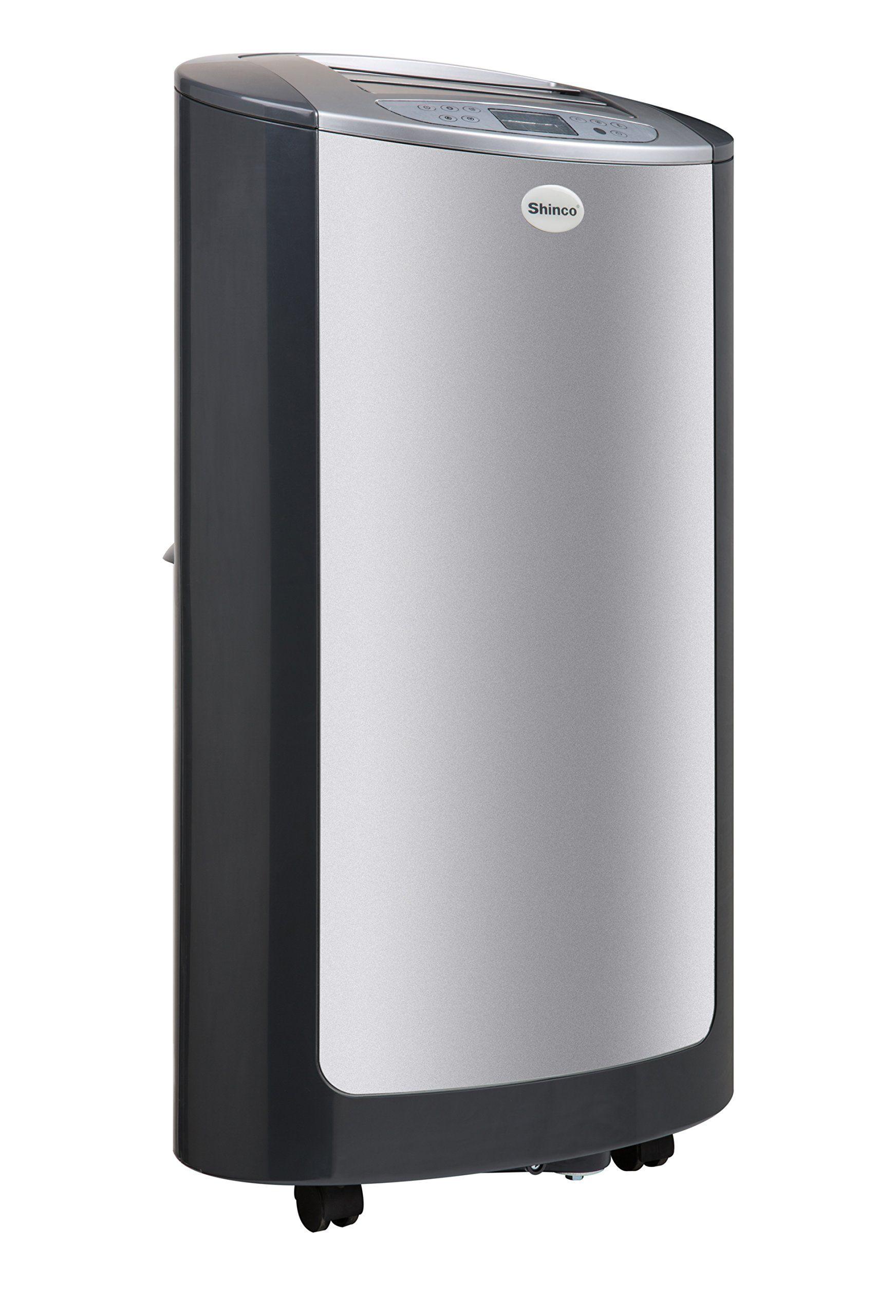 Shinco Ypn09c Portable Air Conditioner With Remote Control 9000 Btu Click On The Portable Air Conditioner Smallest Air Conditioner Standing Air Conditioner