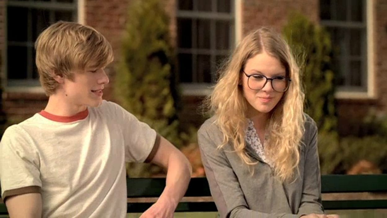Taylor Swift Image Taylor Swift You Belong With Me Music Video Taylor Swift Images Taylor Swift Fearless Long Live Taylor Swift