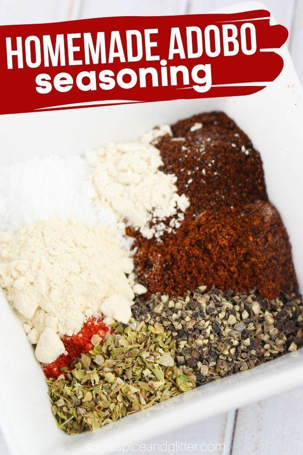How to Make Homemade Adobo Seasoning