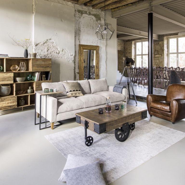 Découvrez les nouveautés de style Industriel Maisons du Monde
