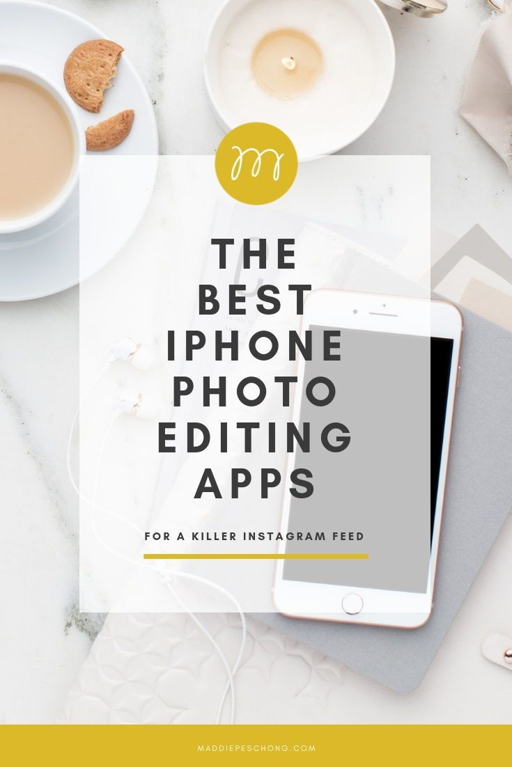 The Best iPhone Photo Editing Apps Photo editing apps