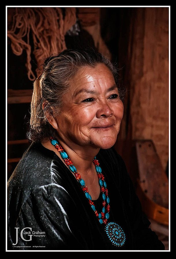 Effie Yazzi is a weaver  the daughter of Suzi Yazzi, who passed away last winter. It was strange being in the valley and tribal Park without my longtime friend Tom Phillips, who died about a week after I left Monument Valley in 2012 and Suzi who died earlier this year. Effie will carry on the tradition magnificently.  This image was taken in her Hogan deep down in the inner Monument Valley. She lives with no electricity, running water.