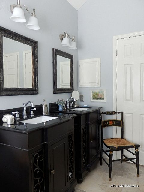 The Wall Color Is Gray Screen By Sherwin Williams