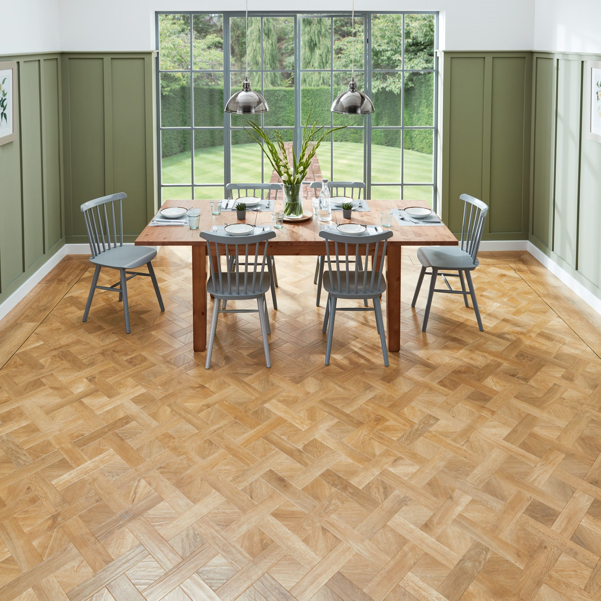 karndean natural wood effect flooring  lvt inspired