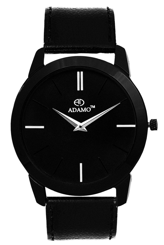 buy adamo slim men s watch ad64nl02 online at low prices in buy adamo slim men s watch ad64nl02 online at low prices in amazon in