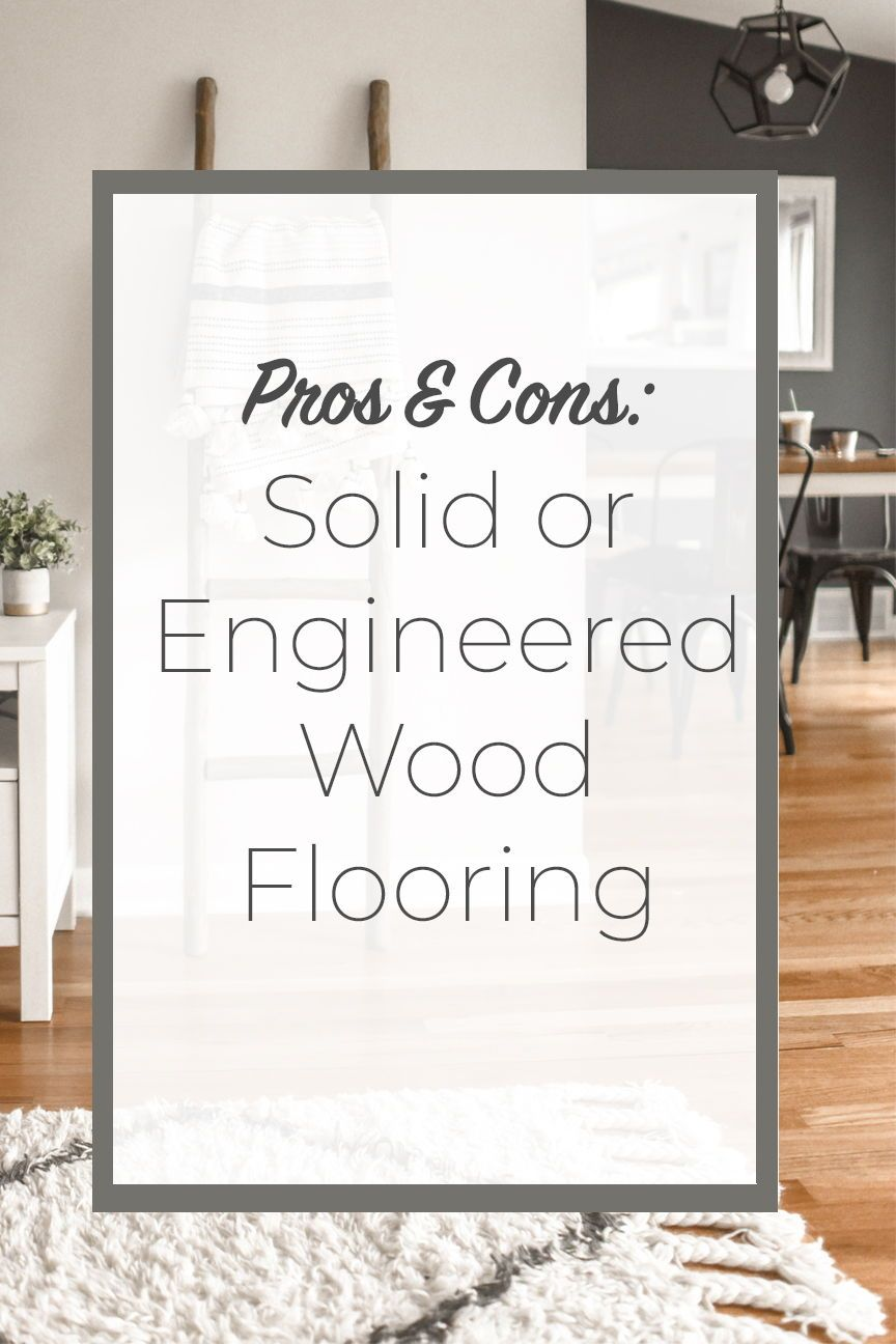 Solid Wood Flooring or Engineered Pros and Cons Orlando