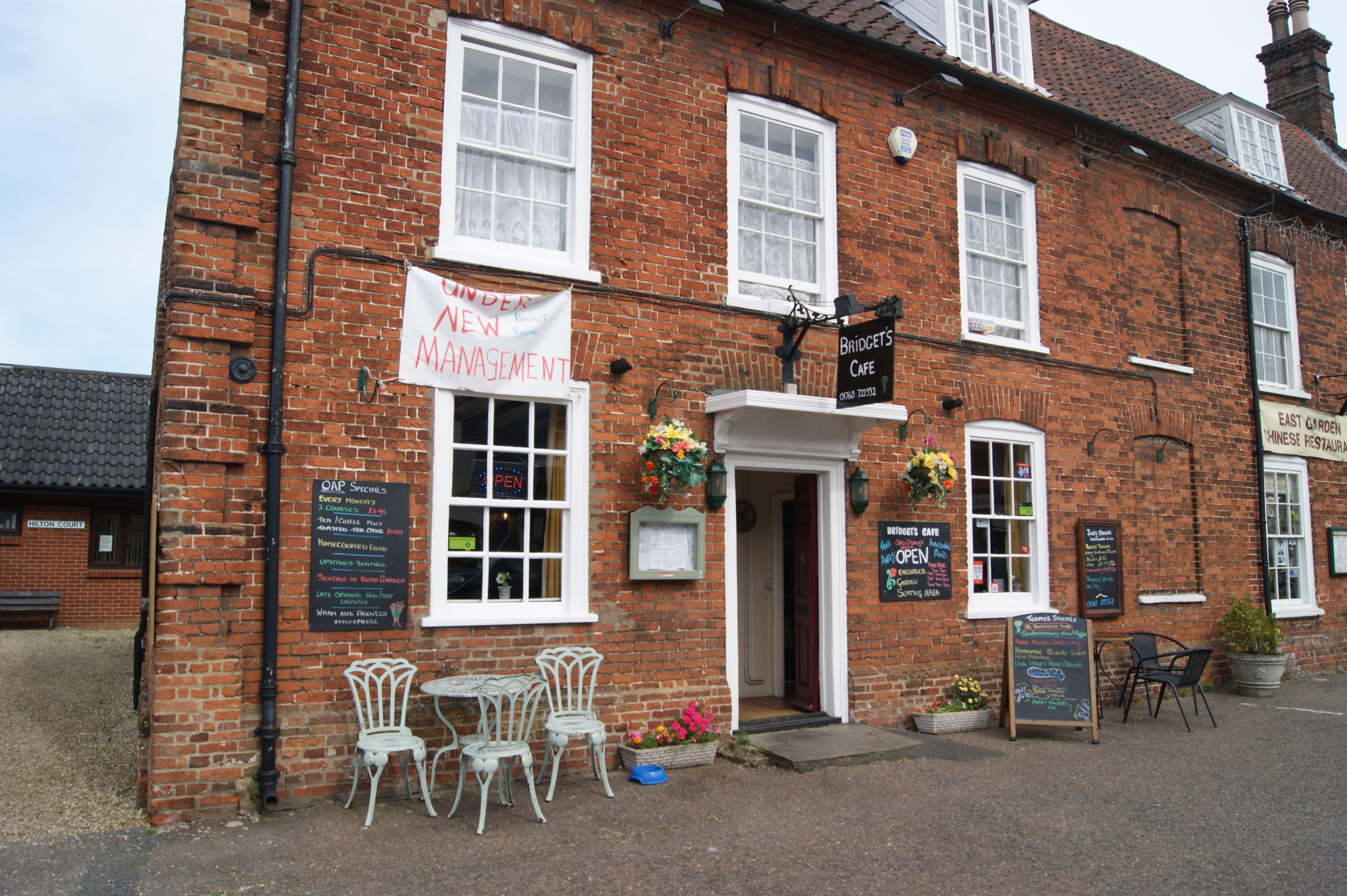9 best Bridget\'s Cafe images on Pinterest | Marketing, Norfolk and ...