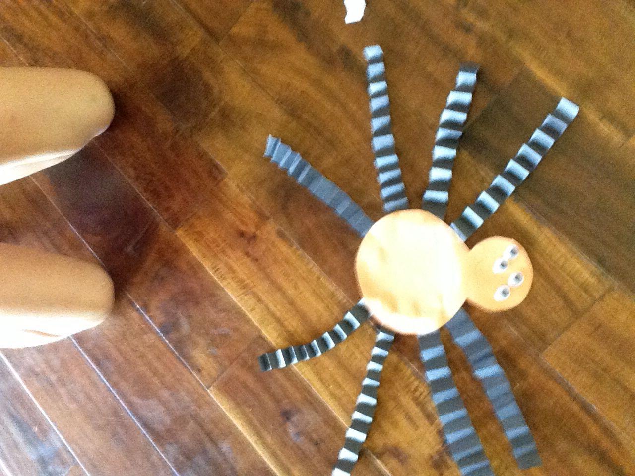 Allyson's spider   Decor, Home decor, Ceiling fan