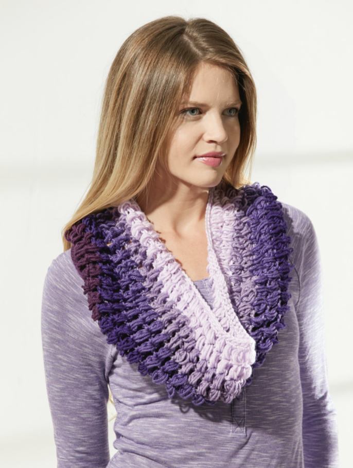 I love crochet and lately I've been obsessed with working with those gradient yarns, you know the ones. They're being made by just about every yarn company out there from indie dyers to…