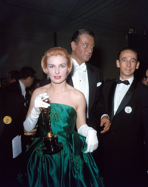 Joanne Woodward at the Academy Awards 1958