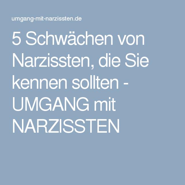 sprüche über narzissten 5 Schwächen von Narzissten, die Sie kennen sollten   UMGANG mit  sprüche über narzissten