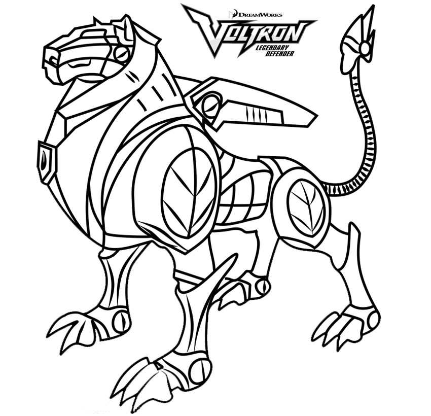 Voltron Coloring Pages Best Coloring Pages For Kids Lion Coloring Pages Coloring Pages For Kids Cartoon Coloring Pages