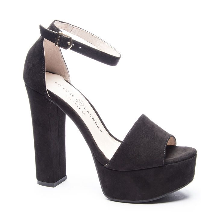 Avenue 2 Platform Sandal In 2020 Women Platform Sandals Heels