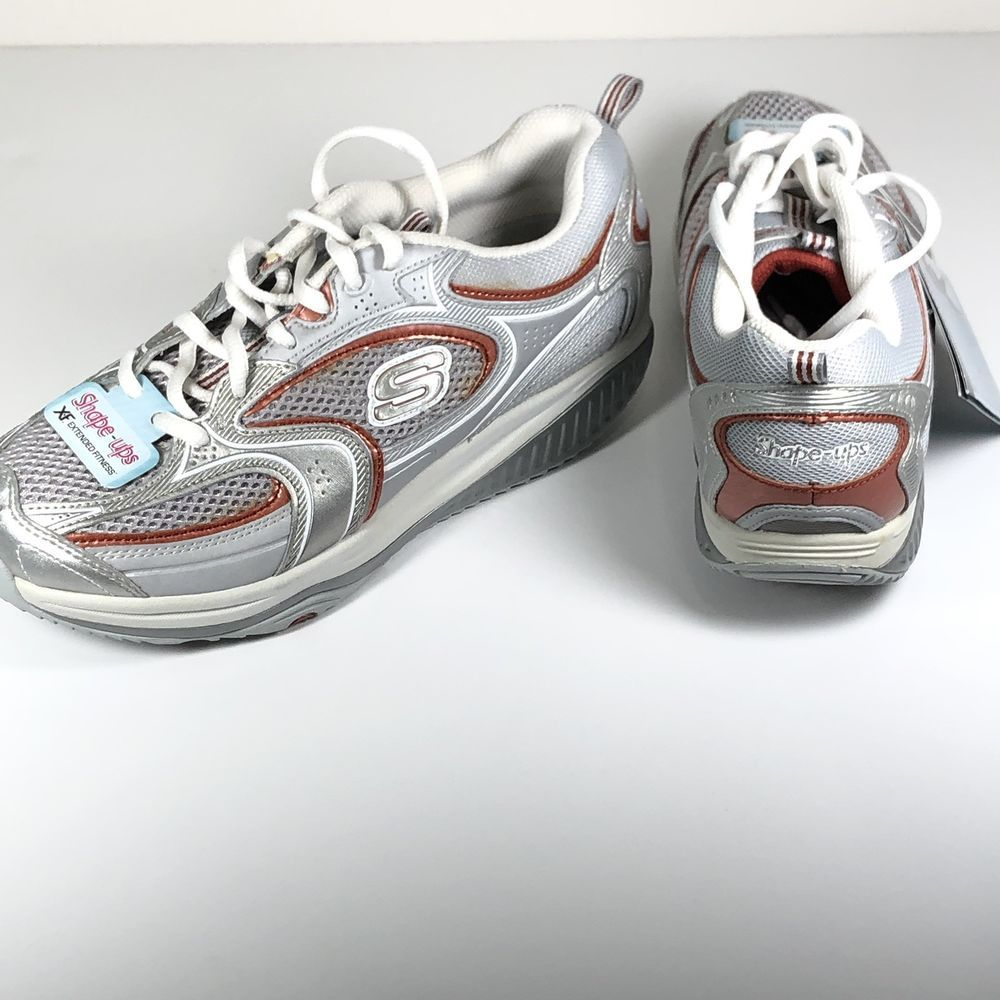 afa2dec705e7 Skechers Shape-ups Shoes Women Size 7 Extended Fitness. New Without The Box