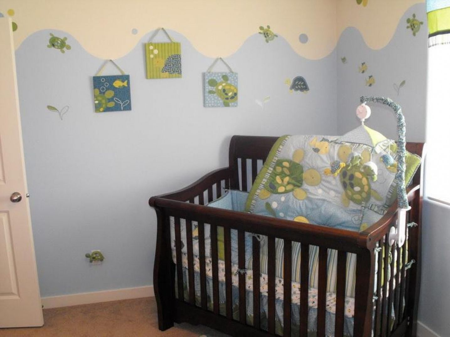 70 easy baby room ideas best way to paint wood furniture check