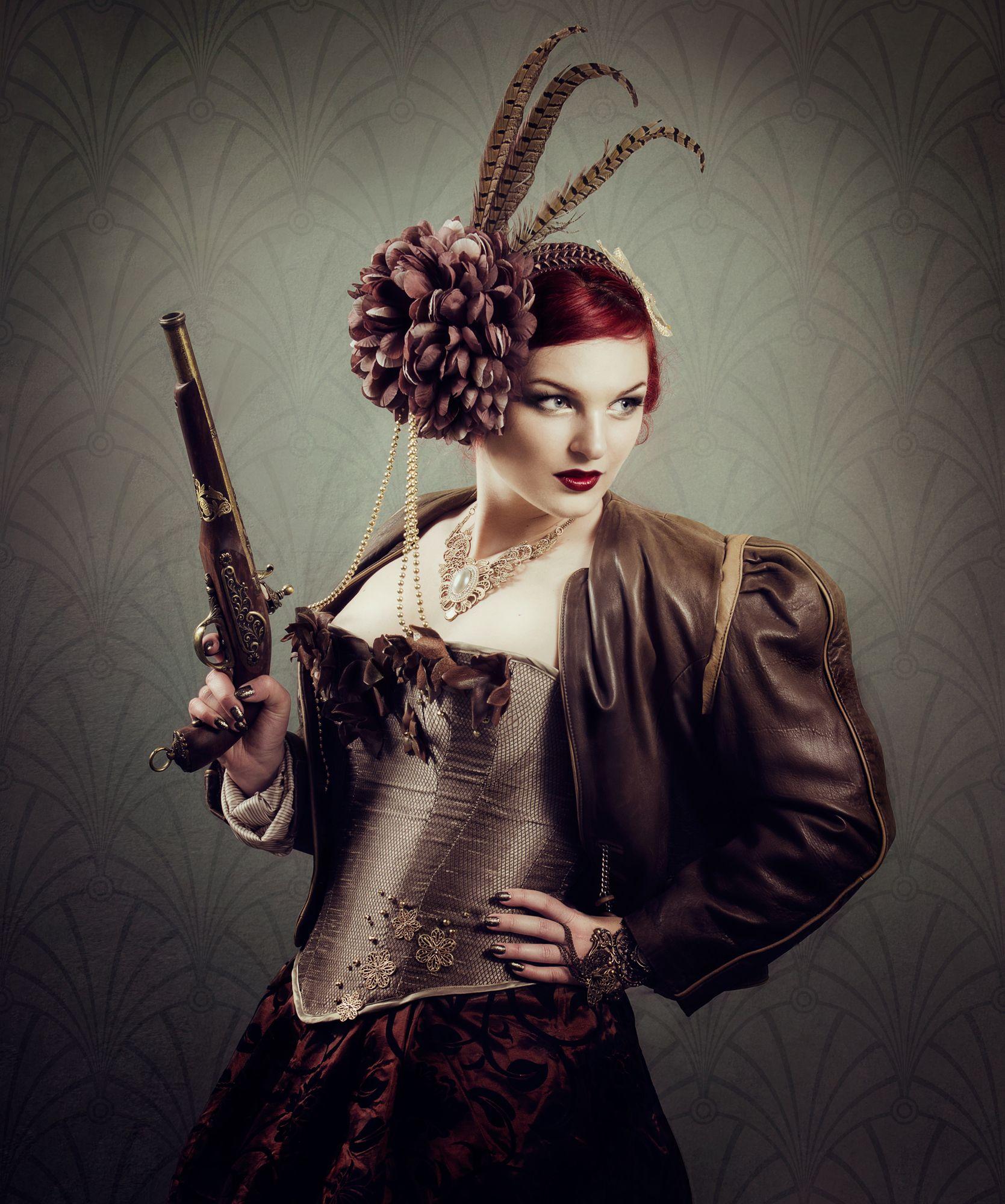 Photographer/Retoucher: Iseris Photography Stylist/Model