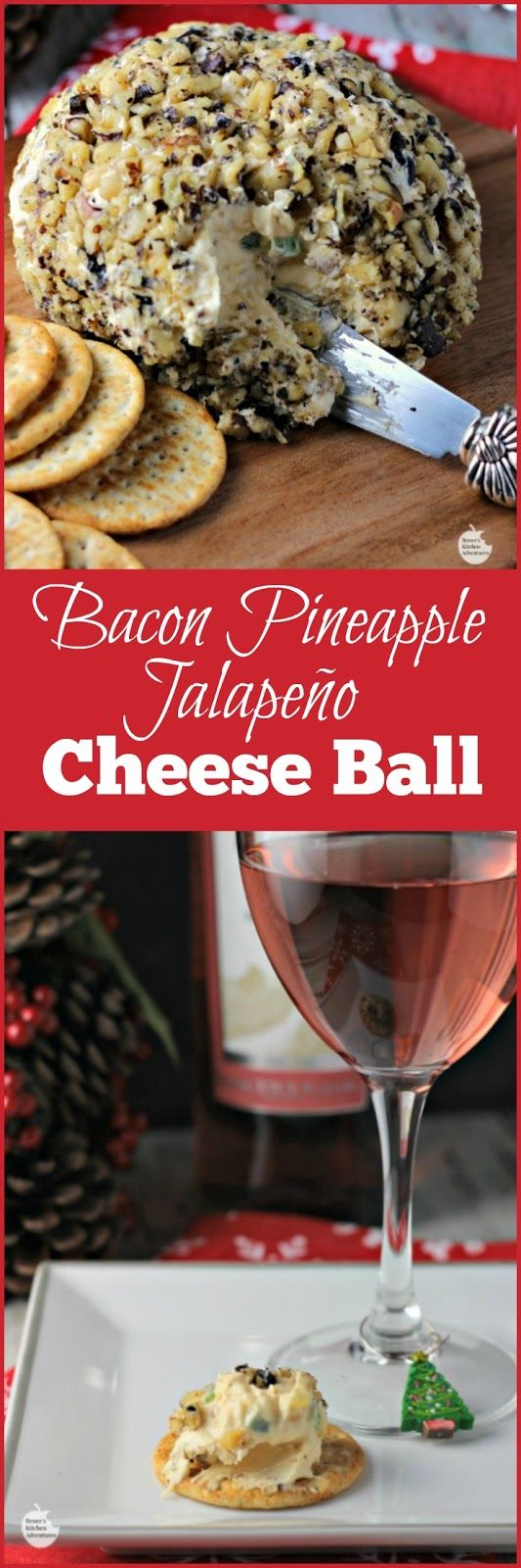 Bacon Pineapple Jalapeno Cheese Ball Appetizer Recipes Best Appetizers Cheese Ball