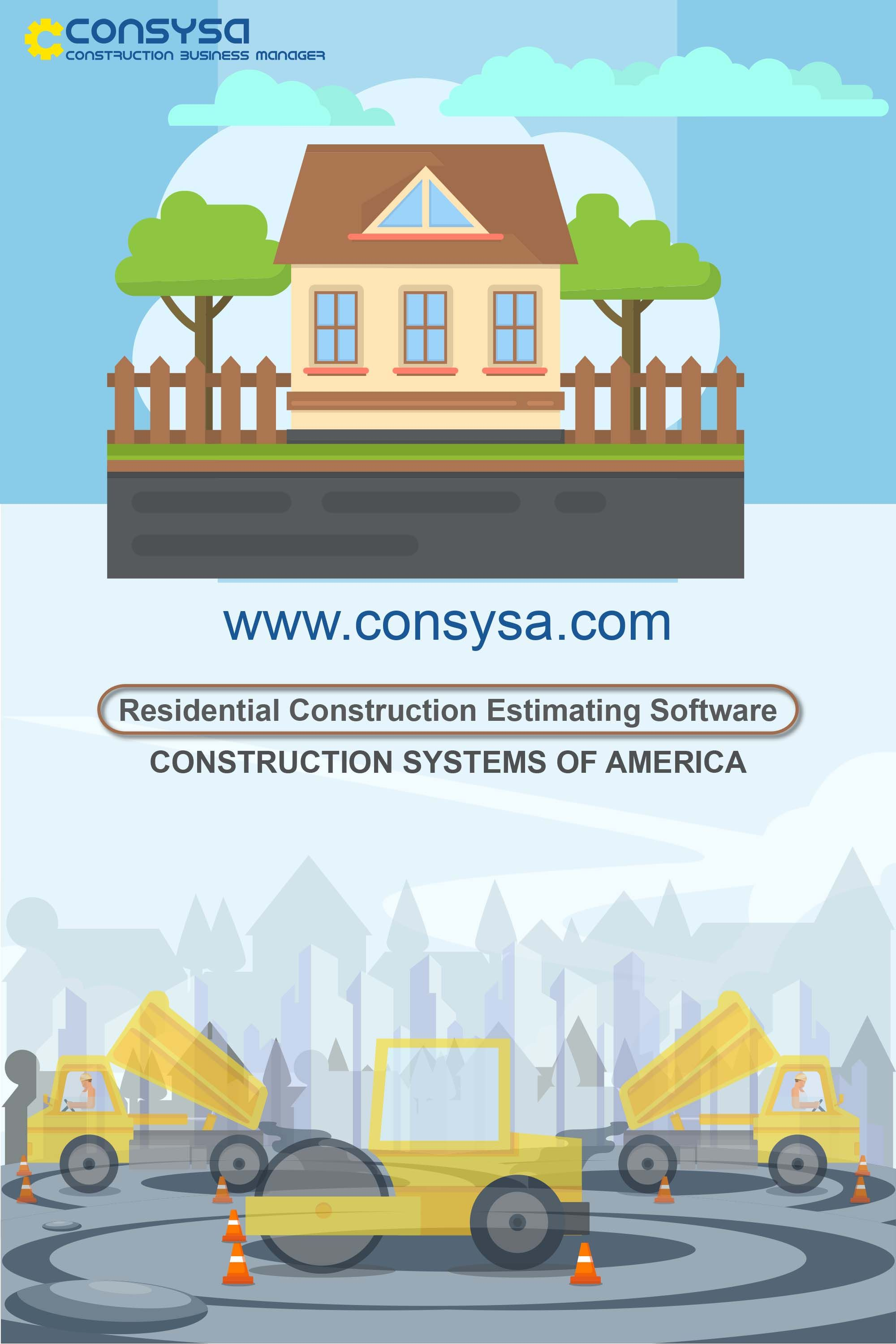 Residential Construction Estimating Software Construction Estimating Software Residential Construction Construction