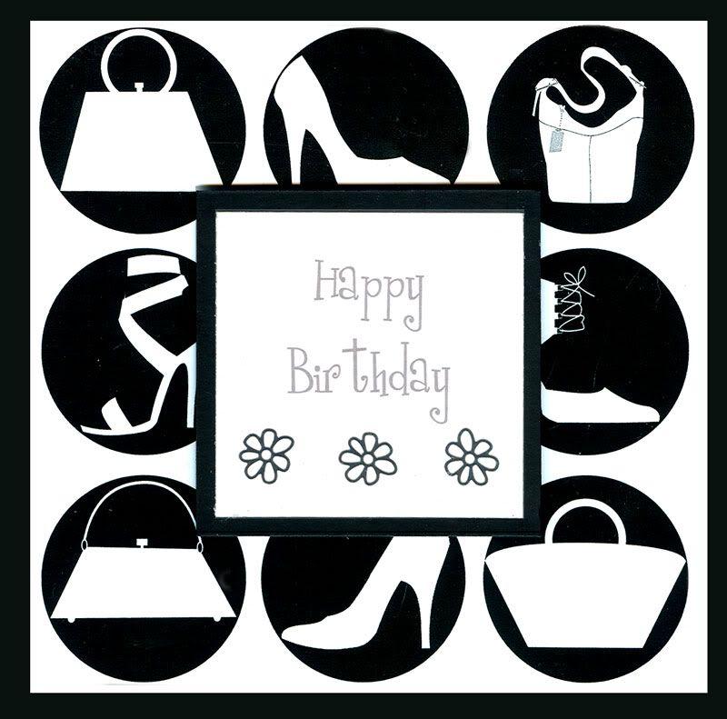Card Invitation Design Ideas Black And White Birthday Cards – Birthday Cards Black and White