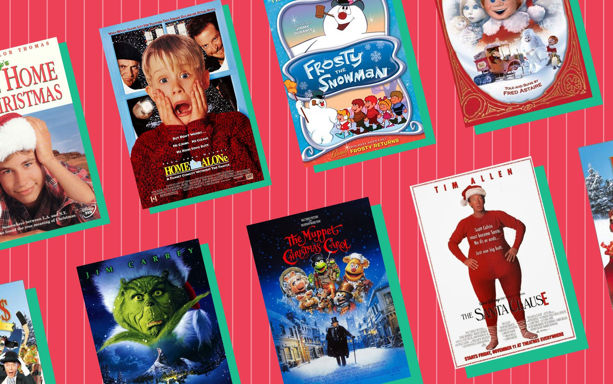Mark Your Calendars Freeform's 25 Days of Christmas