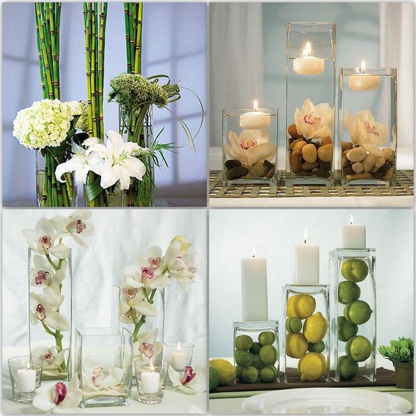 Beautiful And Inexpensive Wedding Centerpiece Ideas Hotref