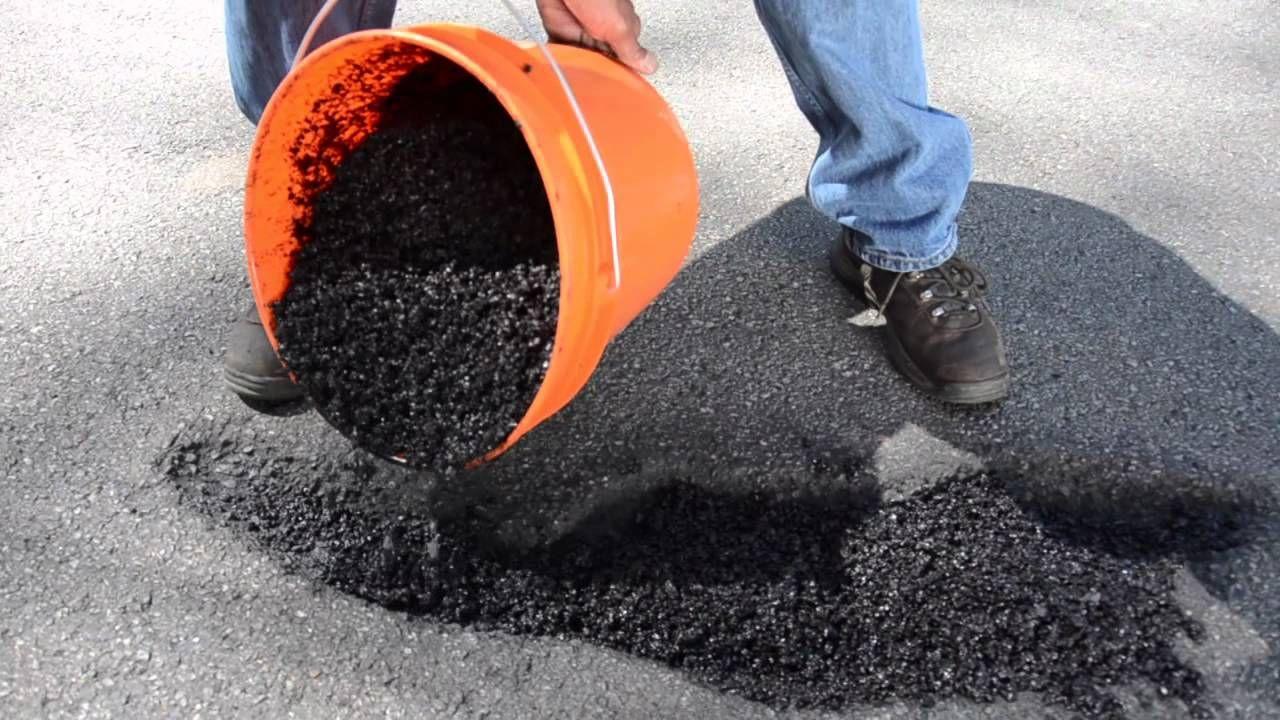 Aquaphalt Instructional Video Asphalt Driveway Repair