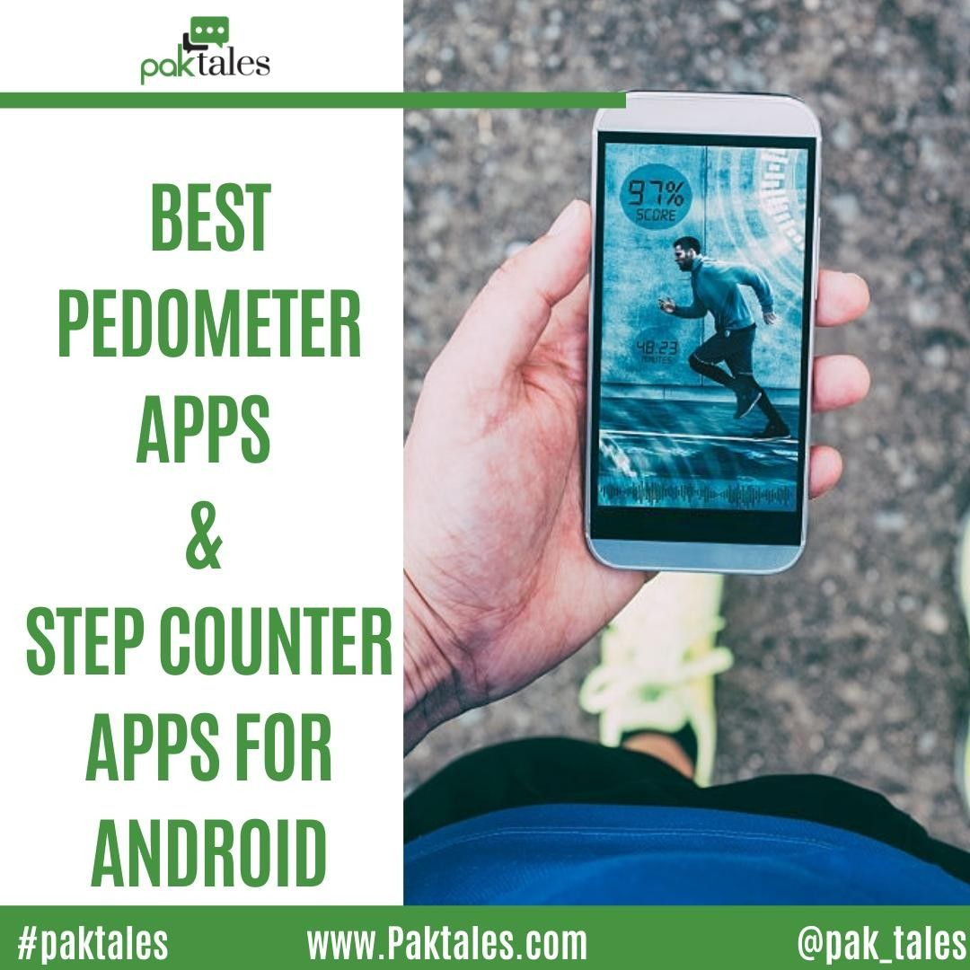 Best Pedometer Apps & Step Counter Apps For Android⁣