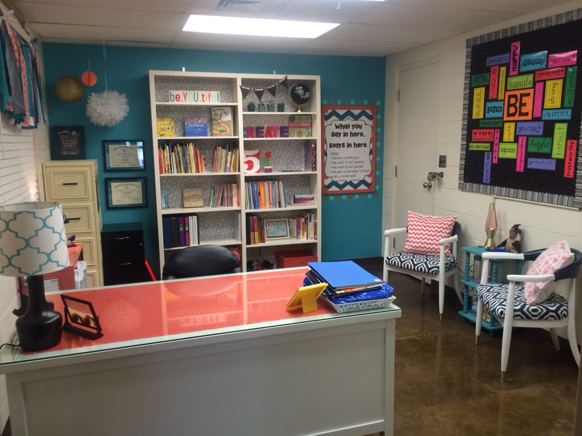 School counseling office | Counseling - Setting things up ...