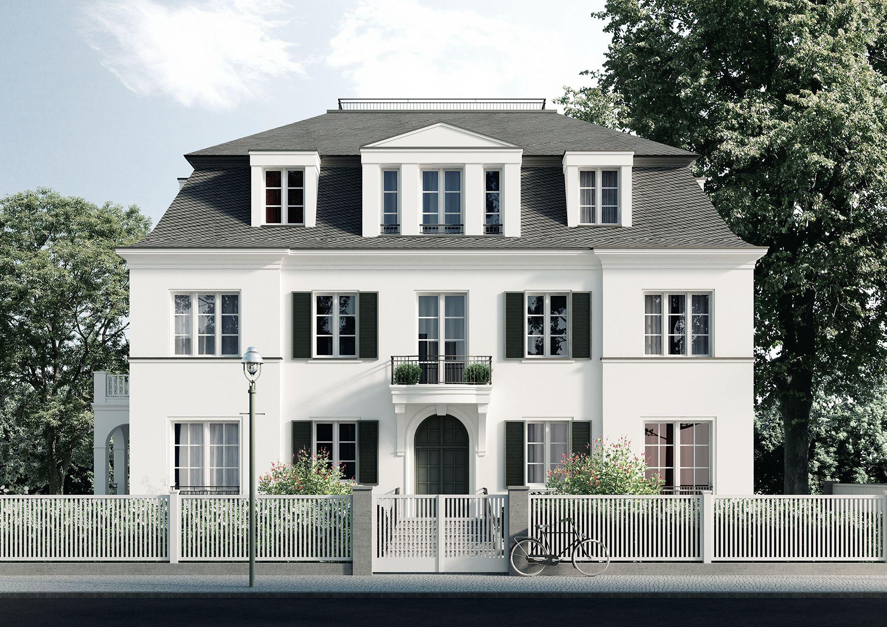 Zwei Villen in Zehlendorf Haus architektur