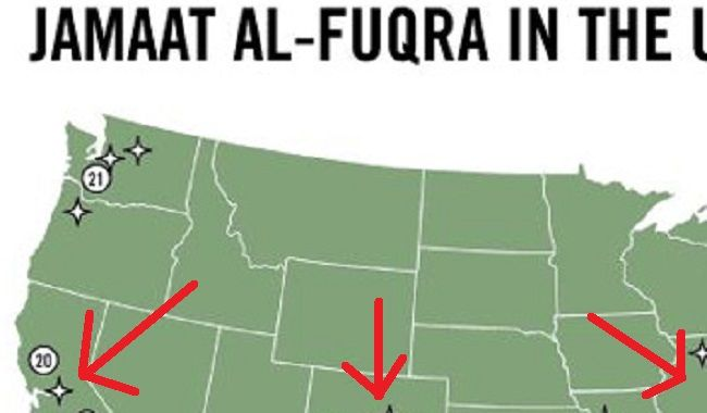 How Fast Can A Strip Mall Be Turned Into A FEMA Camp 7115 - Isis Training Camps In Us Map