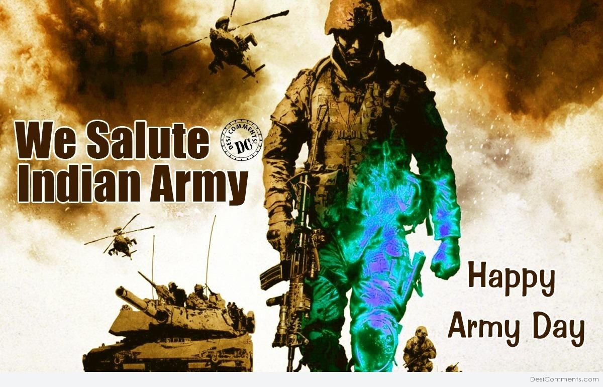 Image result for indian army day