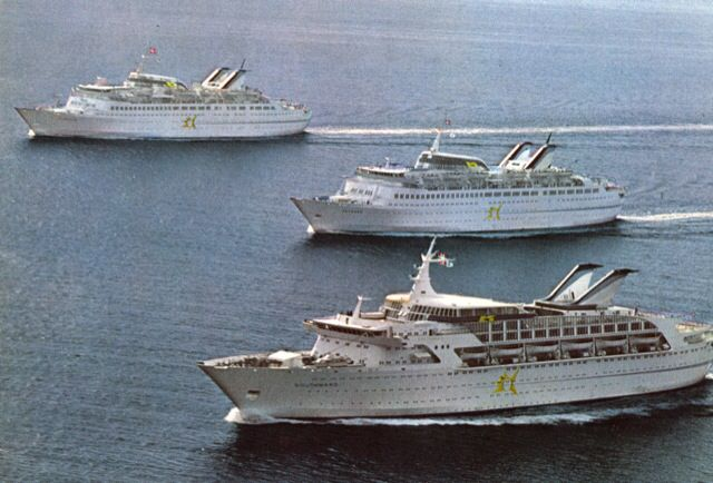 Early NCL Cruise Fleet Norwegian Cruise Lines Pinterest - Starward cruise ship