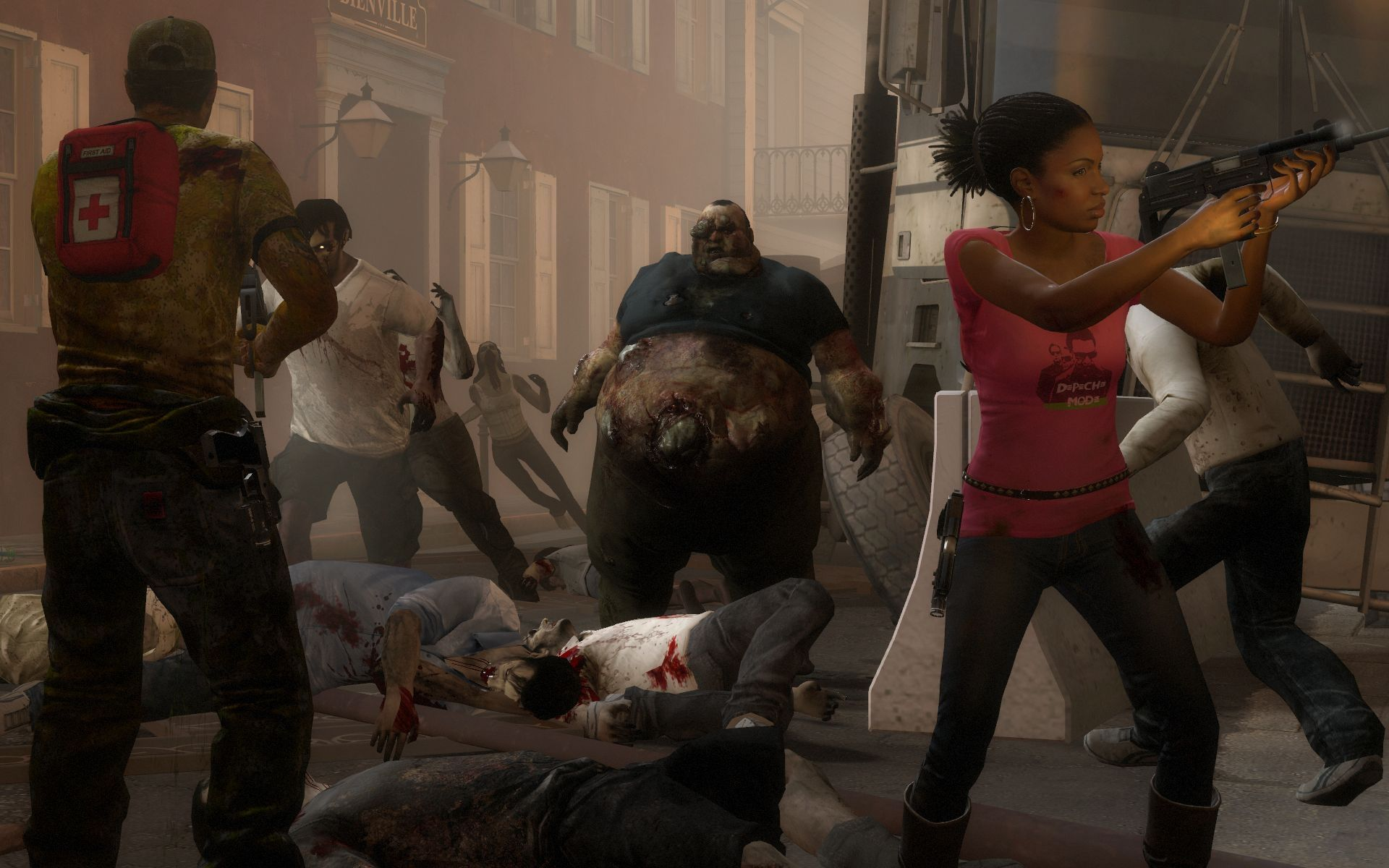 Pin By Ender Mandono On Left 4 Dead Art Left 4 Dead Xbox One Video Game News