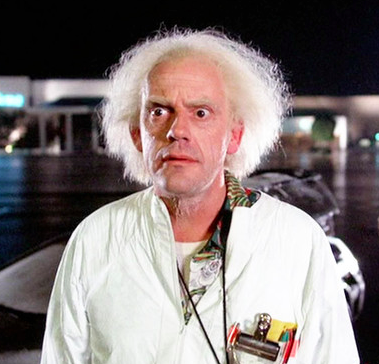 Christopher Lloyd Is The Ideal Flavour Of Ham For The Old Man Character