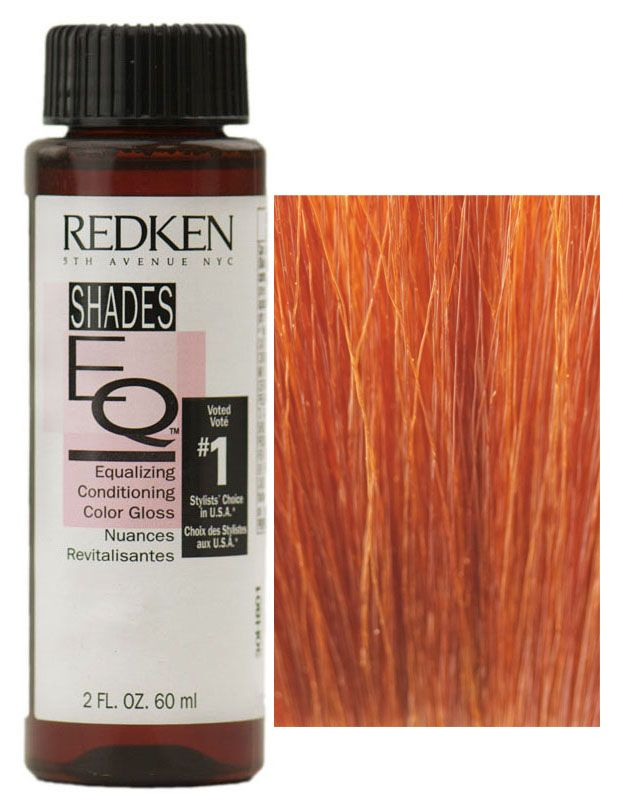 05c Chilli Redken Shades Eq Equalizing Conditioning Color Gloss