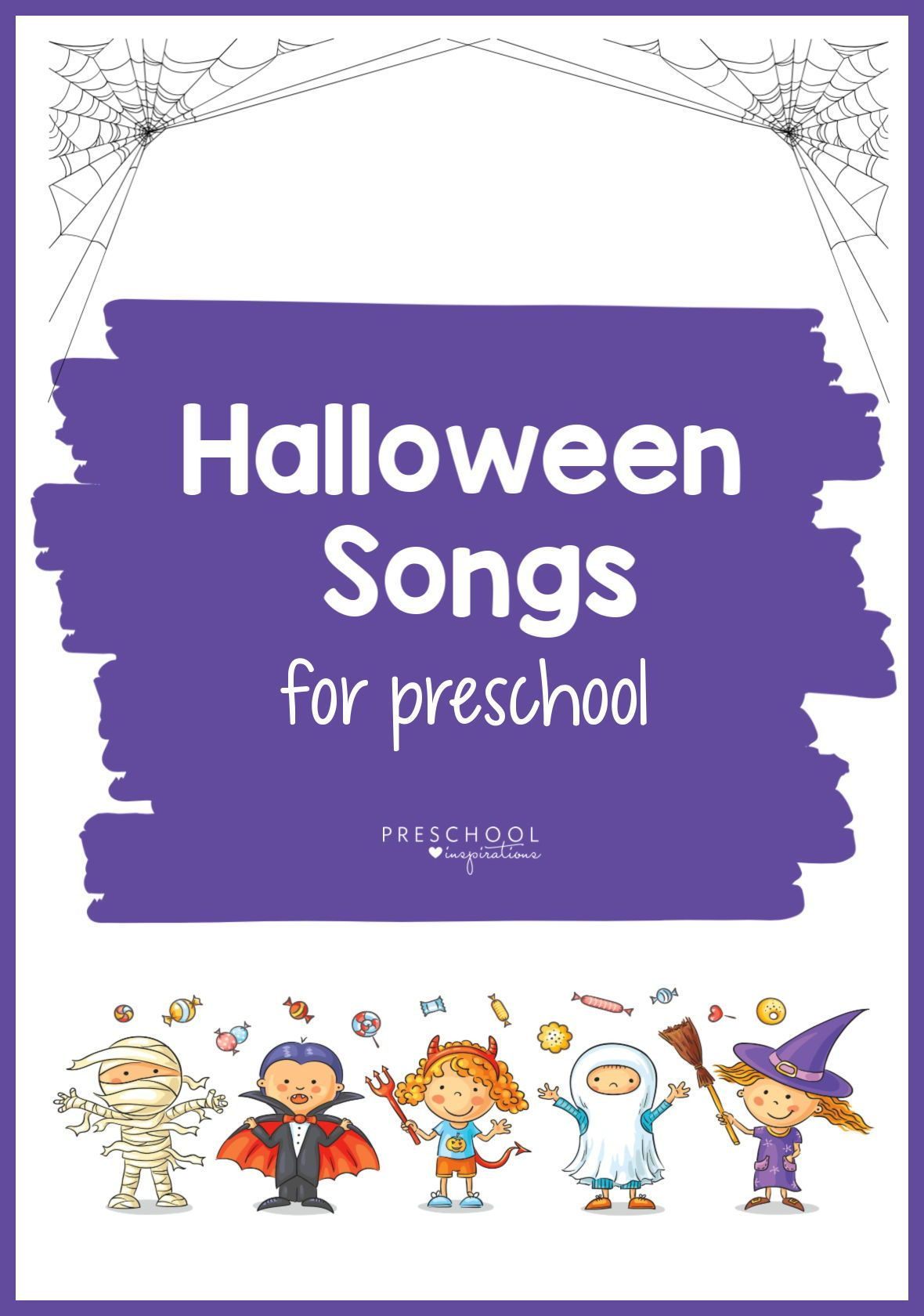 Pumpkin And Halloween Songs That Kids Love