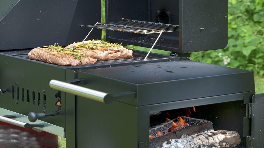Enders Gasgrill Räuchern : Geschmackserlebnis räuchern: smoker grills im vergleich grill was